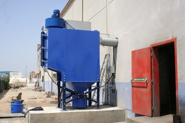 Factory Dust Extractor
